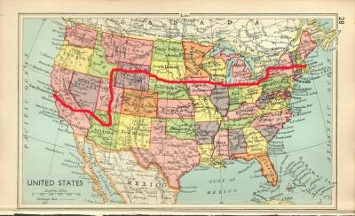 States Map 3