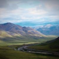 Over the Brooks Range: Alaska