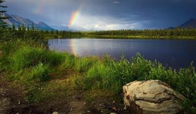 Go_Untamed_Winston_Wolfrider_Alaska_Denali_Mountains_Rainbow