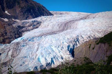 Seward. Moose. Glacier.