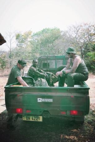 anti poaching